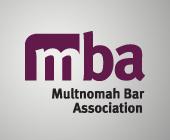 Multnomah Bar Association Logo